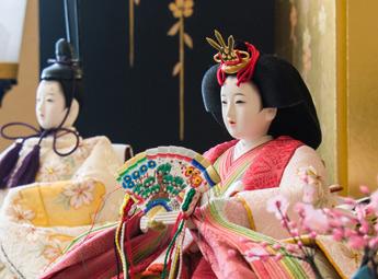 人形の久宝堂が自信を持っておすすめする小出松寿作ひな人形