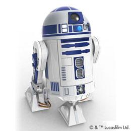アクア R2-D2型 移動式冷蔵庫 STARWARS(スターウォーズ)デザイン
