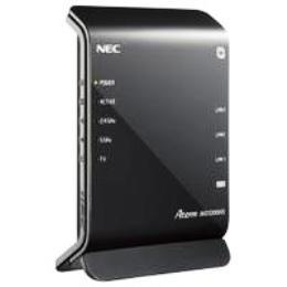 NEC 無線LANルーター Aterm PA-WG1200HS