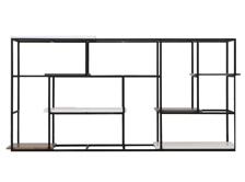 棚の位置を移動できるシンプルで使い勝手の良いシェルフ♪Vista