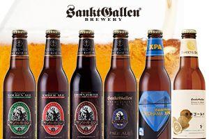 話題のクラフトビール6種6本飲み比べセット