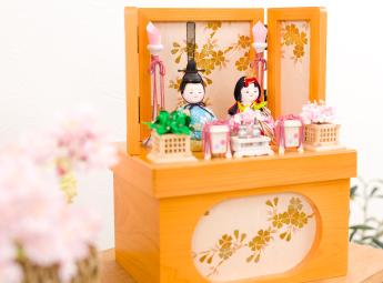 鯉のぼり・五月/雛人形のぷりふあ