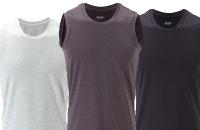 ハイテク・ノースリーブシャツが特価