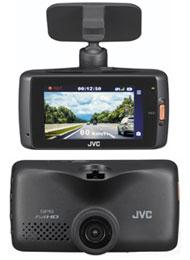フルハイビジョンを超える高解像度録画を実現!JVCのドライブレコーダー!