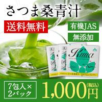 糖質制限ダイエット&ミネラル補給 オーガニックスーパーフード 天然100% 桑の葉青汁