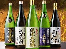 【51%OFF】5酒蔵の純米大吟醸飲みくらべ一升瓶5本組