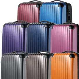 当店人気超軽量スーツケース再入荷!4泊前後対応!選べる全8色!