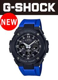 【新製品】G-STEELからブラック×ブルーのクールなモデルが新登場!