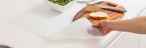 評価4.6以上!調理台保護マット《しっかり2mm超ビッグサイズ》【送料無料】