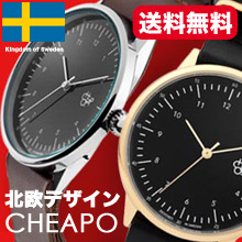 CHEAPO腕時計