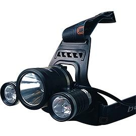 充電式ヘッドライト 防犯防災 BORUIT RJ-5001 送料無料 1年保証