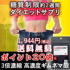 ★ポイント20倍★糖質制限ダイエットサプリ★約2週間チャレンジ
