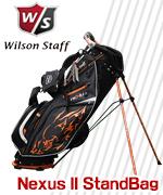 ウィルソン・スタッフ ネクサス2スタンドバッグ
