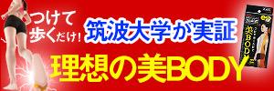 ◆つけるダケ◆筑波大学で実証⇒理想の美BODY!≪400万個突破&送料無料≫