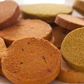 お腹で膨らむ噛むカムかたウマ簡単♪Diet☆超低糖質 クッキー